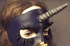 Rabbit Masks & 1920s Fashion: PetOrly's Retro-Nouveau 'Sense and Sensibility' Shoot