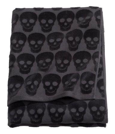 #Skull #Towel @ H&M GB