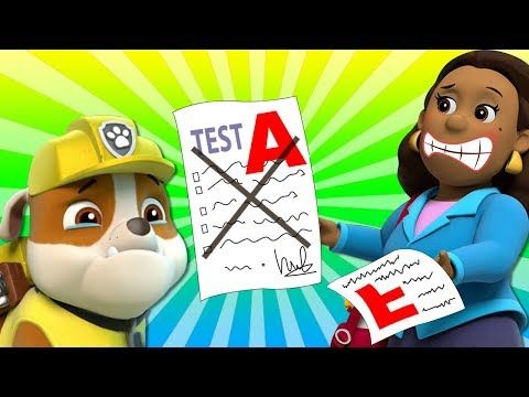 Paw Patrol Full Episodes | Pups Save Chase & Skye Giant Brother Funny Story | Animation For Kids - YouTube