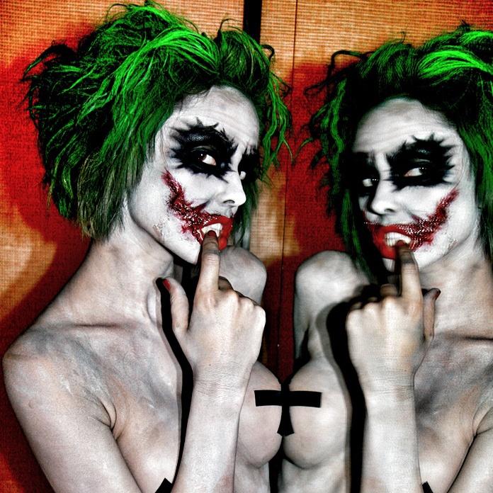 72 best Halloween! images on Pinterest | Halloween makeup ...