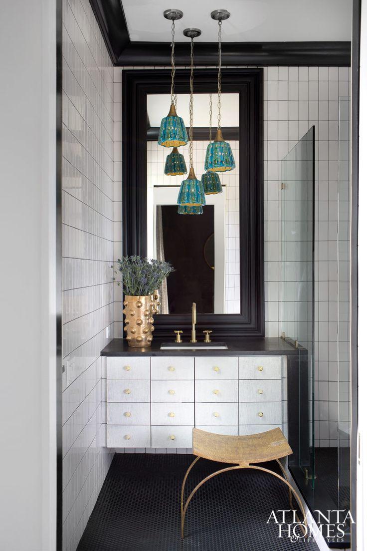 132 best baths images on pinterest | bathroom ideas, atlanta homes