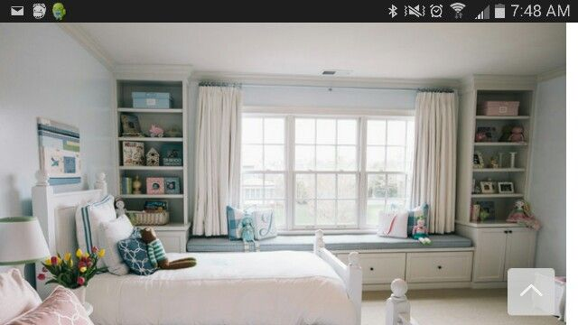 Possible built-ins for Sam's room