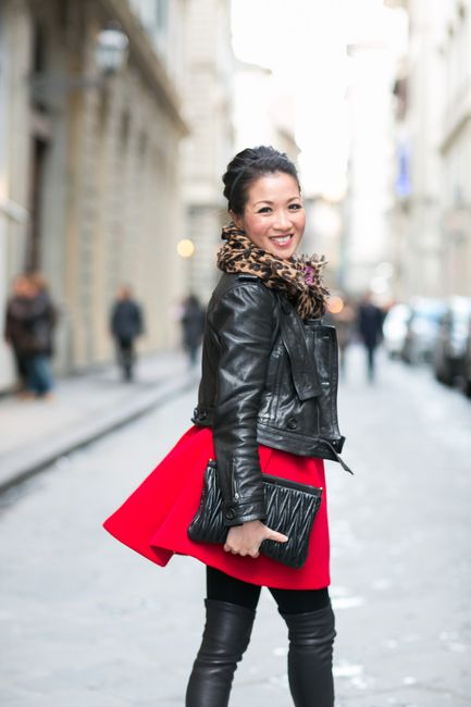 1000 Ideas About Leopard Scarf Outfits On Pinterest