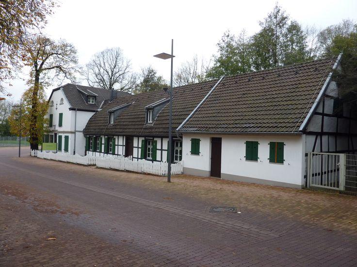 "OberhausenKlosterhardt, St. Antony Hütte ""Die Wiege der"
