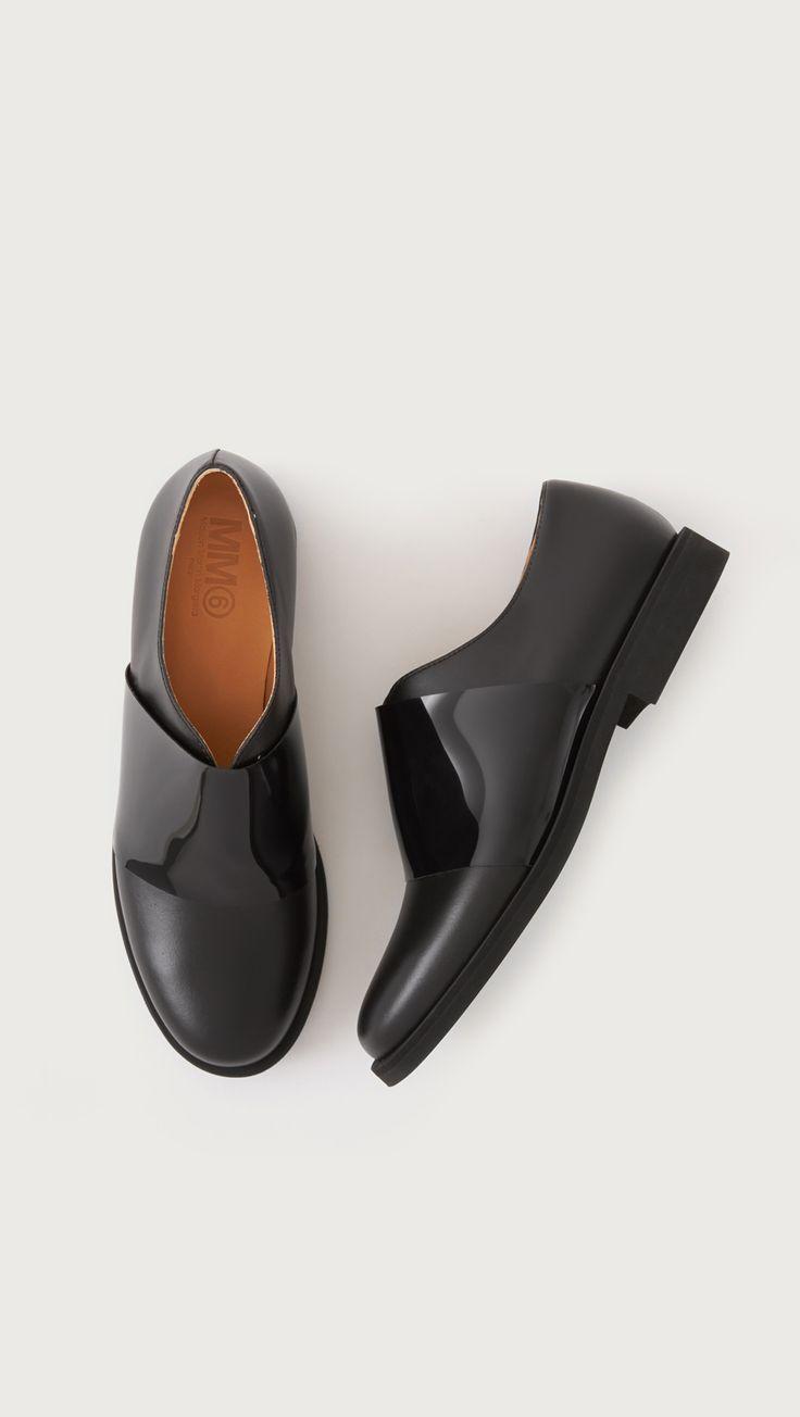 Maison Martin Margiela gorgeous black shoes