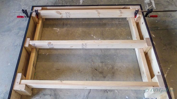 DIY Platform Stage