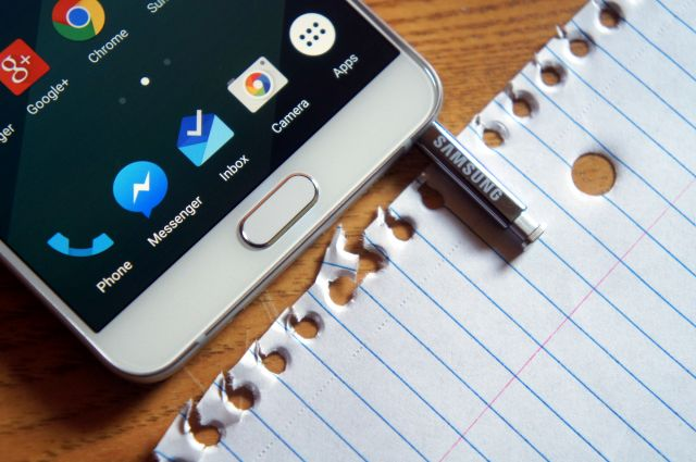 The Samsung Galaxy Note 5 is a beast of a phone. It can do a ton of amazing things, but most of the best features aren't obvious on the surface.