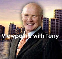 Terry Bradshaw is the host of Viewpoints TV. Viewpoints TV is a television news show that covers medical breakthroughs, new technology and more.