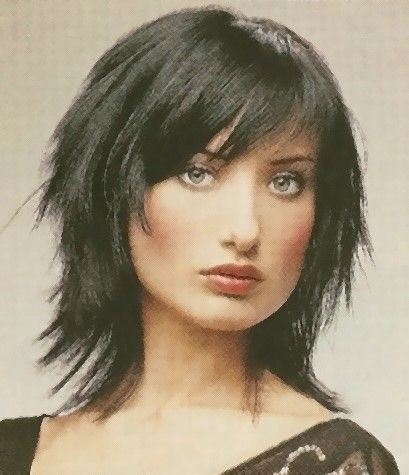 Astonishing 17 Best Images About Shag Hairstyles On Pinterest Short Shag Hairstyles For Women Draintrainus