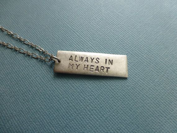 bf long distance relationship necklace