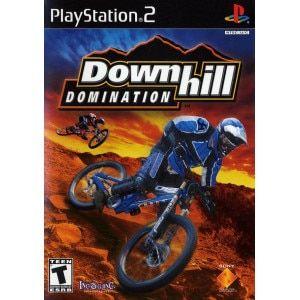 Downhill Domination Ps2 Game Jogos Para Computador Jogos Ps2