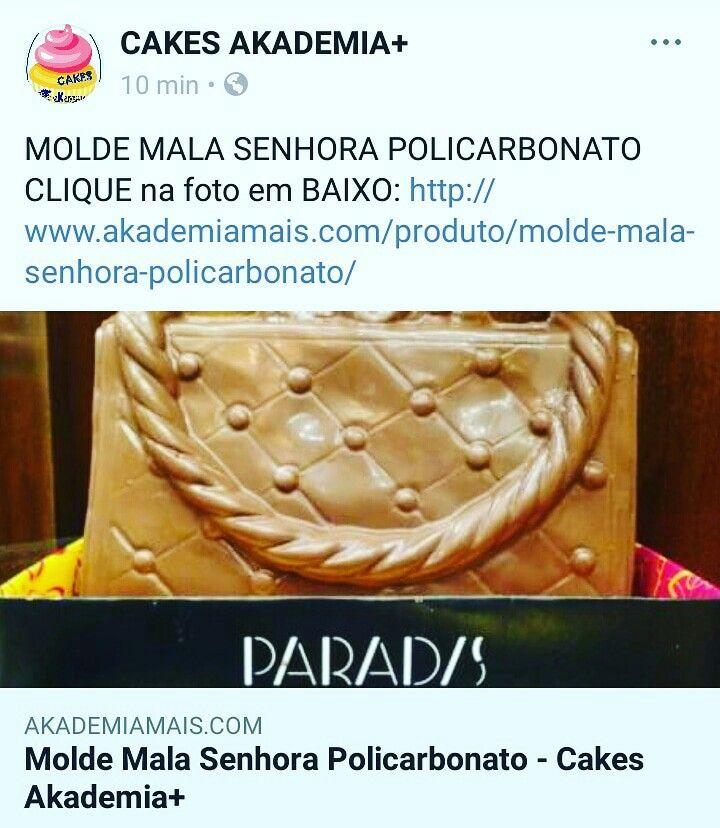 MOLDE MALA SENHORA POLICARBONATO CLIQUE na foto em BAIXO: http://www.akademiamais.com/produto/molde-mala-senhora-policarbonato/