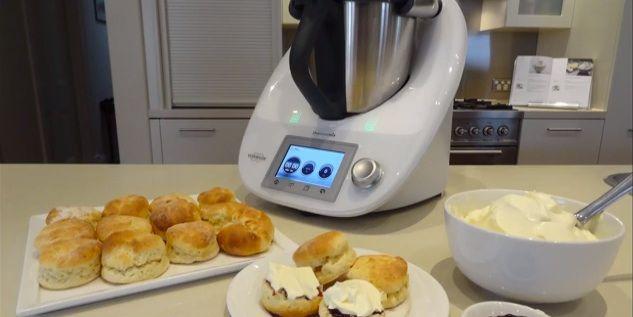 Thermomix Buttermilk Scones Recipe Ingredients 440g self raising flour, plus extra for dusting 2 tbsp caster sugar 1 pinch sea salt 60g