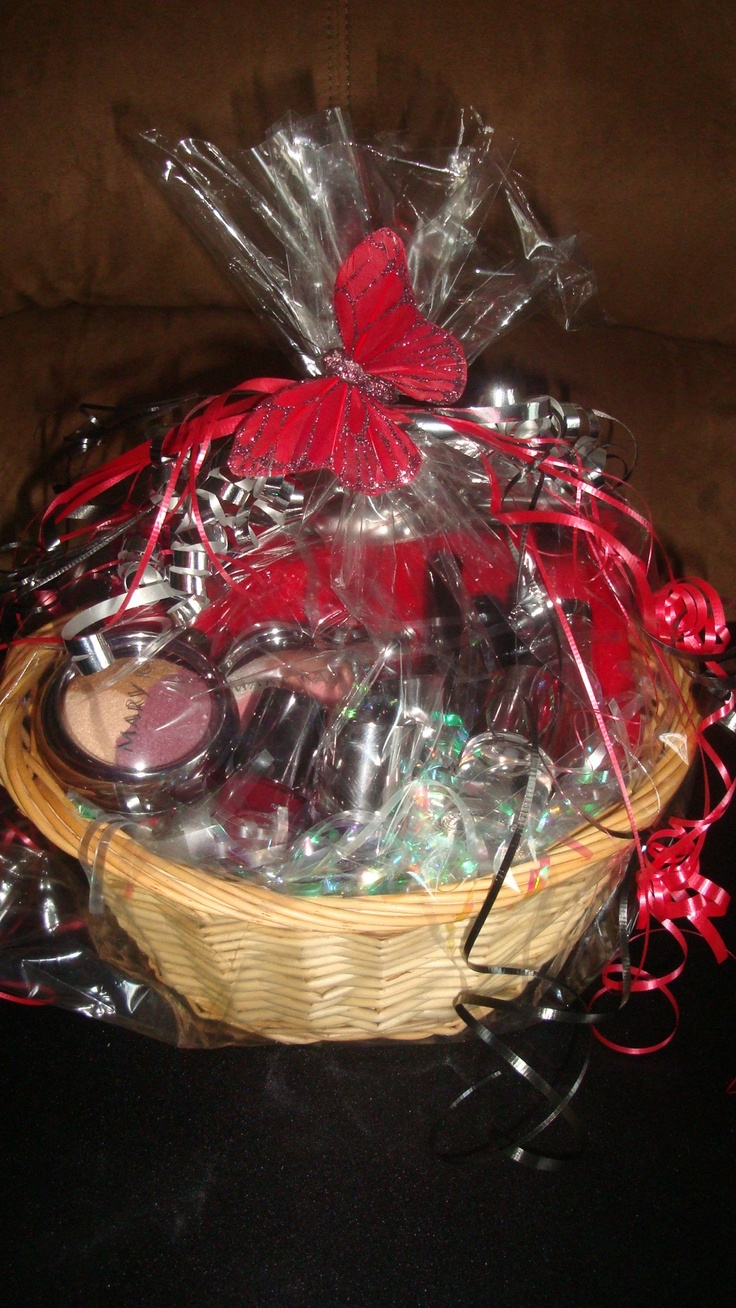 126 best mary kay images on pinterest gift basket gift baskets mary kay basket negle Gallery