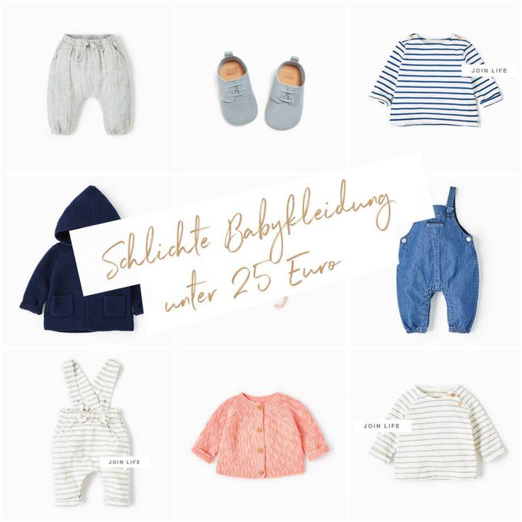 Oh Baby // Schlichte Babykleidung unter 25 Euro bzw. 30 CHF