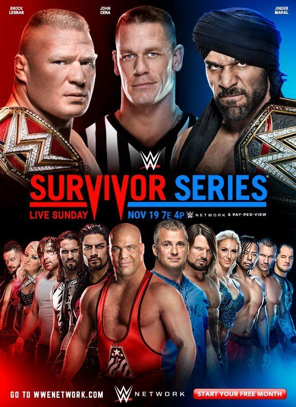 Possible Brock Lesnar vs. Jinder Mahal Survivor Series Spoiler: It's been rumored for several weeks that John Cena may be the referee in…