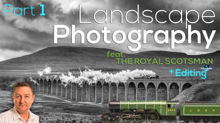 """Landscape Photography (PART 1) - Feat: the Flying Scotsman over Ribblehead Viaduct  >>INCLUDES POST PRODUCTION<<  Last week I photographed the worlds most iconic steam train, the """"Flying Scotsman"""". There's only one place that'll compliment steams royalty and that's at the awesome Ribblehead Viaduct set in the gorgeous Yorkshire Dales National Park."""