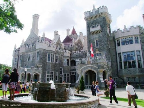 21 best images about casa loma on pinterest for Casa loma mansion toronto
