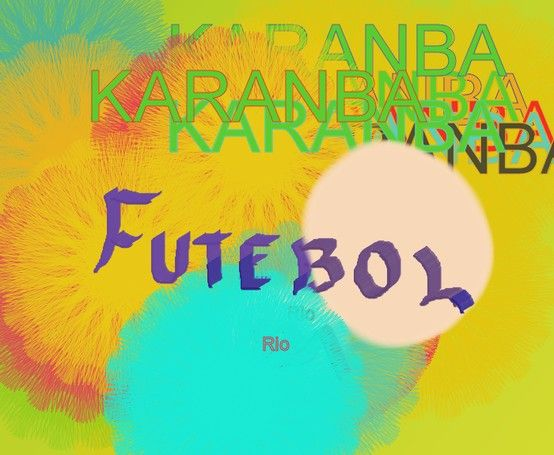 Karanba Sun- The Sun Symbolizes Hope- The Esperanca for children and youth in Rio