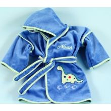 40 best gifts for kids images on pinterest kids gifts childrens dinosaur hooded bathrobe personalized baby boy gift negle Choice Image