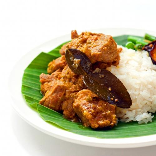 [Indonesian] Tinoransak - Manadonese Hot and Spicy Pork Dish