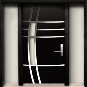 Best 25 modern door ideas on pinterest modern front Modern white front door