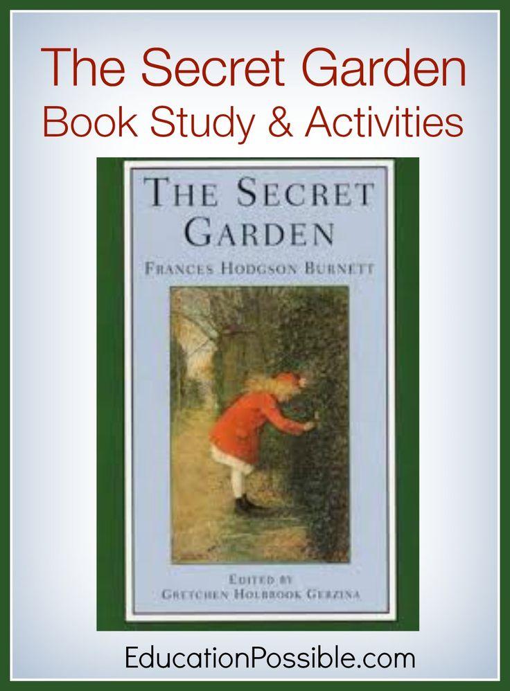 1000 Ideas About Secret Garden Book On Pinterest