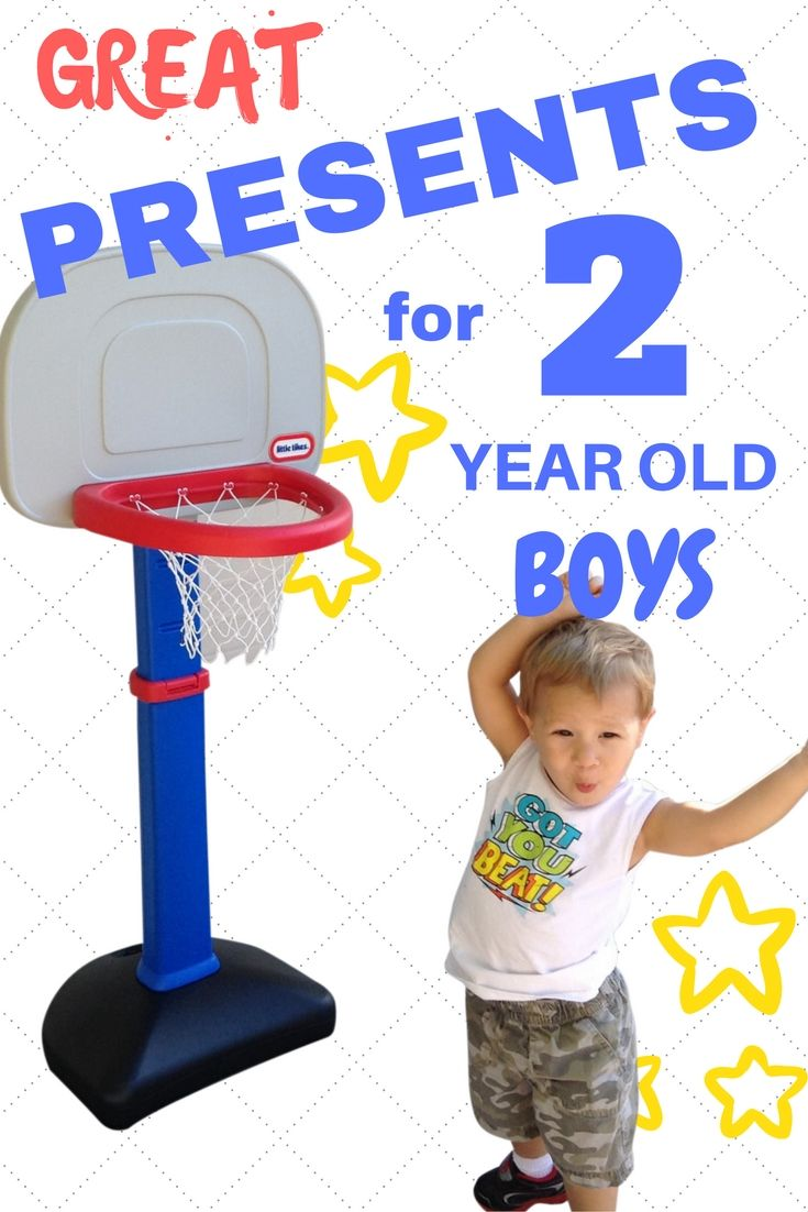 Great Presents for 2 Year Old Boys
