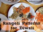 diwali rangoli patterns 150