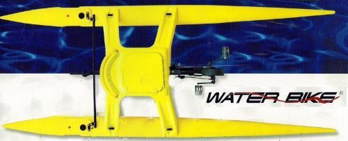 WATER-BIKE-Standard-Pontoon-Catamaran-Pedal-Paddle-Boat-Water ...