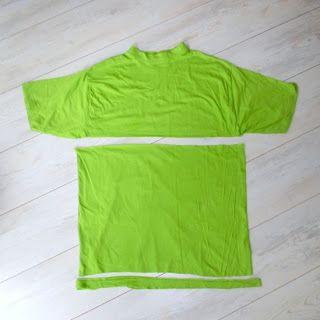 Hip Hergebruik: Doe het zelf: t-shirt draad
