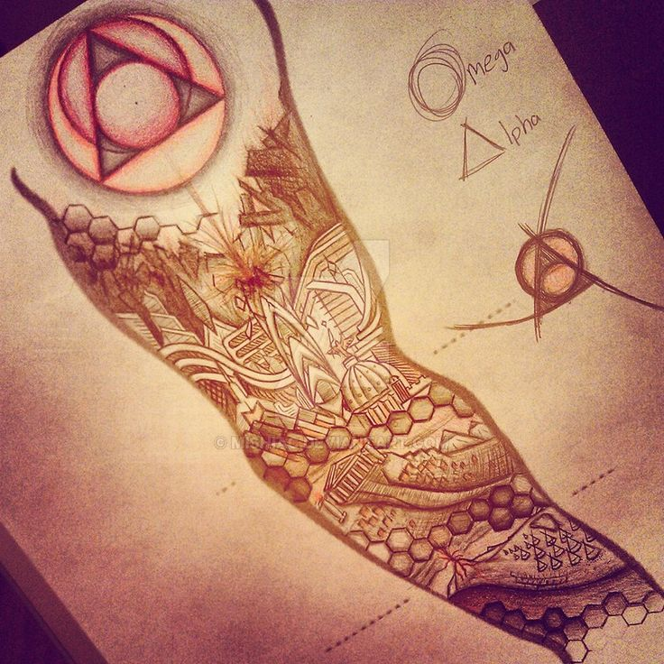 -ALPHA OMEGA- by Mishiac.deviantart.com on @DeviantArt