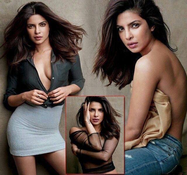 Priyanka Chopra's bold photoshoot