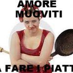 AMORE I PIATTI!!!!