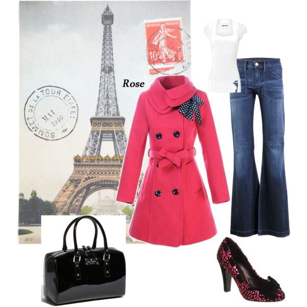 Paris: Style Inspiration, Plead Guilty, Clothing Fashion