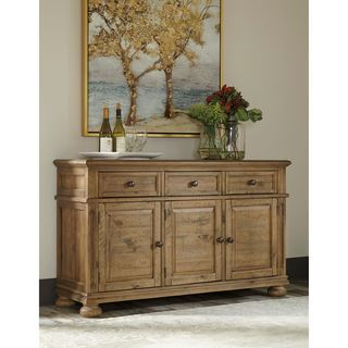 Shop for Signature Design by Ashley Trishley Brown Dining Room Server. Get free delivery at Overstock.com - Your Online Furniture Shop! Get 5% in rewards with Club O!