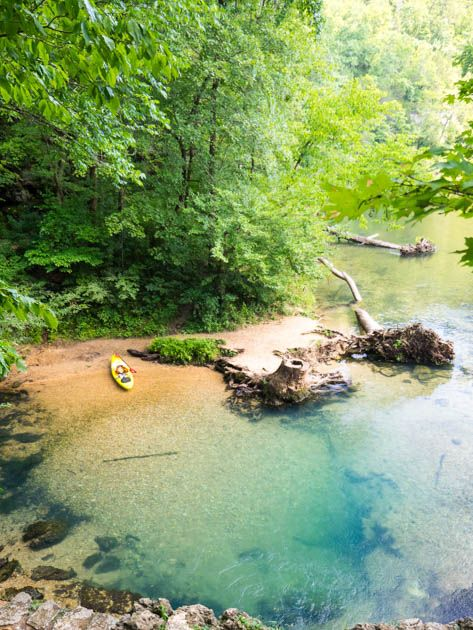 Guidebook author of 'Paddling the Ozarks' shares his favorite mellow floats in Missouri and Arkansas