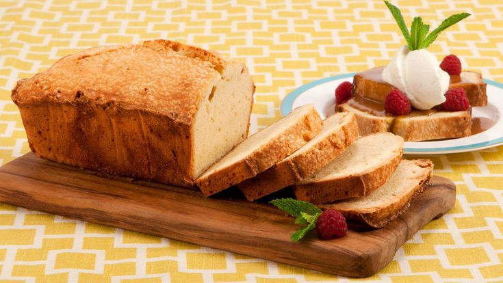 Vanilla Pound Cake - Recipes - Best Recipes Ever - Bakers of all stripes want this classic in their collection - as well as their freezer.