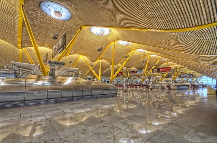 Международный аэропорт О'Хара в Чикаго, США