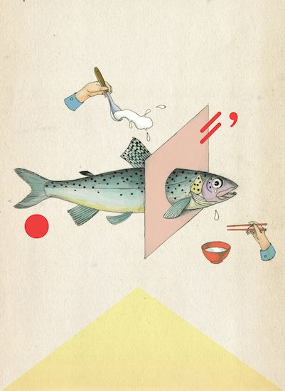 the fish eater | Whooli Chen