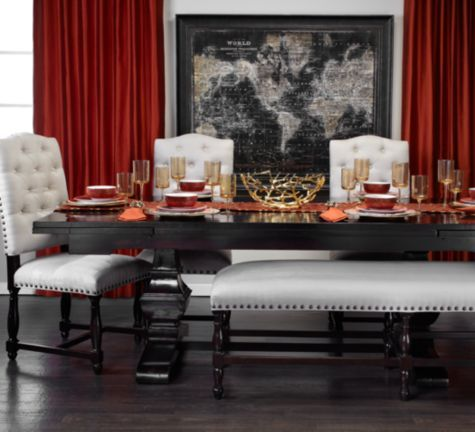 Montecito Dining Table from Z Gallerie   Seats 12 | future home