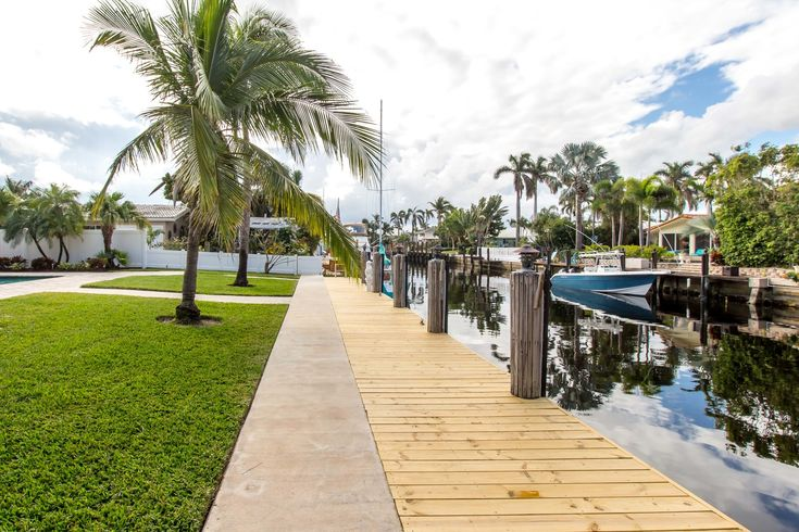 Harbor Village Island home for sale. Pompano Beach, FL