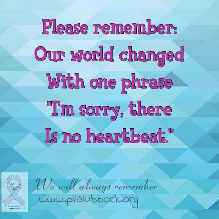 Our world changed..... #miscarriage #stillbirth