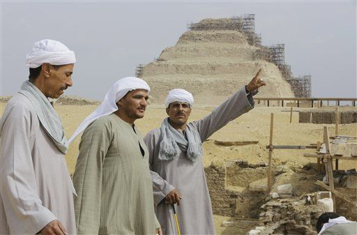 Tomb dating back to 1100 B.C. found in Egypt    http://globenews.co.nz/?p=14038