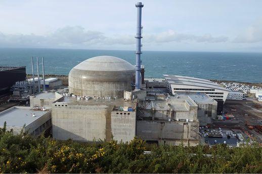 L'agence de sûreté nucléaire valide la cuve de l'EPR de Flamanville et temporairement le couvercle