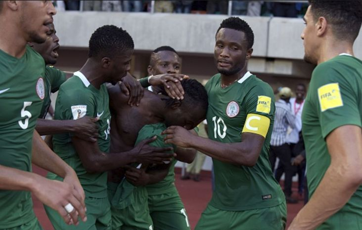 Algeria vs Nigeria: Team news TV schedule for Fridayss game ift.tt/2hZNMaq...