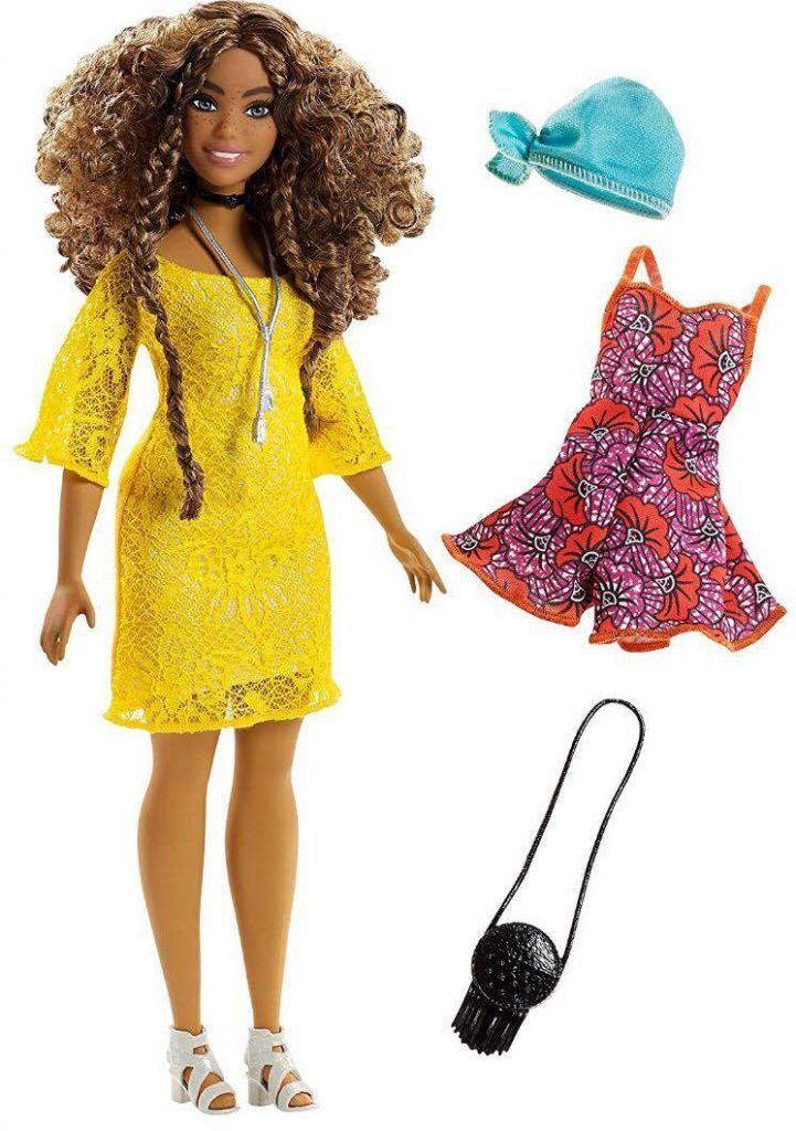 Na última semana, tivemos várias novidades para este ano, 2017, da coleção Barbie Fashionistas, Barbie Careers e das duas novas séries da ...
