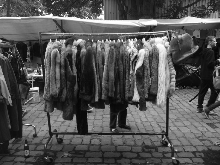 fur for thought. berlin market
