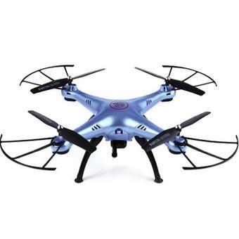 รับประกัน Syma X5HW WiFi FPV 0.3 Mega Pixel Camera 2.4G 4 Channel 6-axis Gyro Quadcopter RTF (2017) (Blue) ลดพิเศษ Syma X5HW WiFi FPV 0.3 Mega Pixel Camera 2.4G 4 Ch คืนกำไรให้  ----------------------------------------------------------------------------------  คำค้นหา : Syma, X5HW, WiFi, FPV, 0.3, Mega, Pixel, Camera, 2.4G, 4, Channel, 6axis, Gyro, Quadcopter, RTF, 2017, Blue, Syma X5HW WiFi FPV 0.3 Mega Pixel Camera 2.4G 4 Channel 6-axis Gyro Quadcopter RTF (2017) (Blue)    Syma #X5HW…