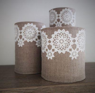 Ручной уголок: Просто баночки/ Jars